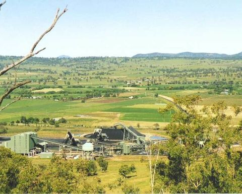 Dartbrook files application for mining restart