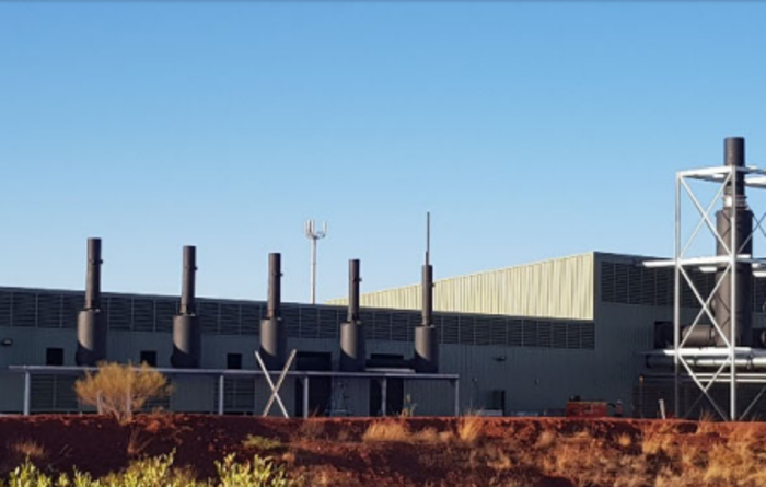 Zenith close to finishing Tanami power plant