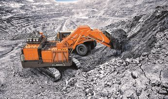 Hitachi extends fuel-efficient excavator range