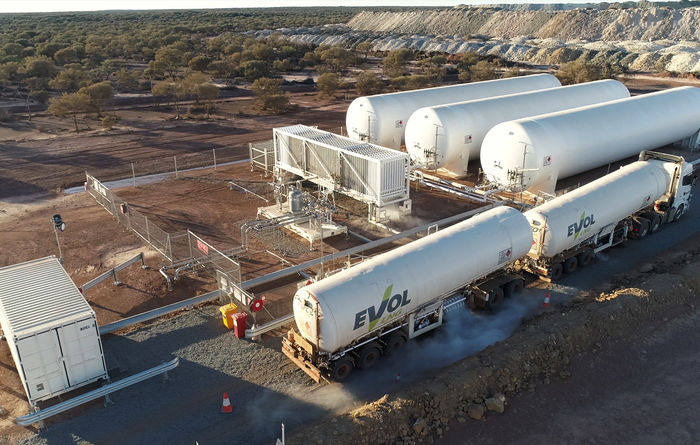 Davyhurst gold mine adding LNG power