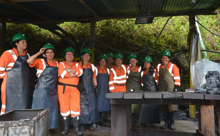 Woman power shines at Fura plant