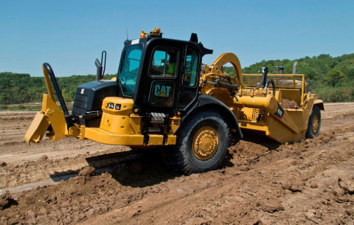 Caterpillar releases 620 K-Series