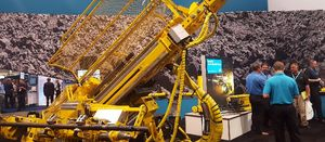 More MINExpo debuts from Atlas Copco