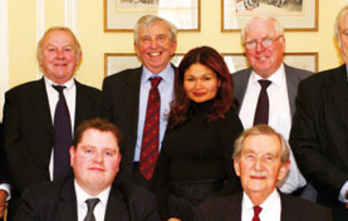 Mining Magazine reunion celebrates centenary