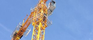 Mali mine orders new Potain crane