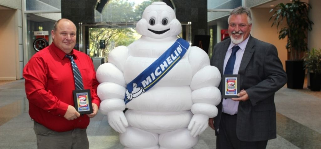 Michelin, TIA come together for earthmover tyre course
