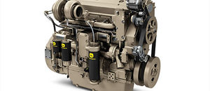 John Deere introduces engines for emergency stationary applications