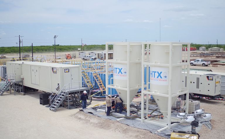 HTX wastewater treatment tech available globally