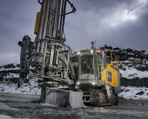 Autonomous surface rig in operation at Porcupine
