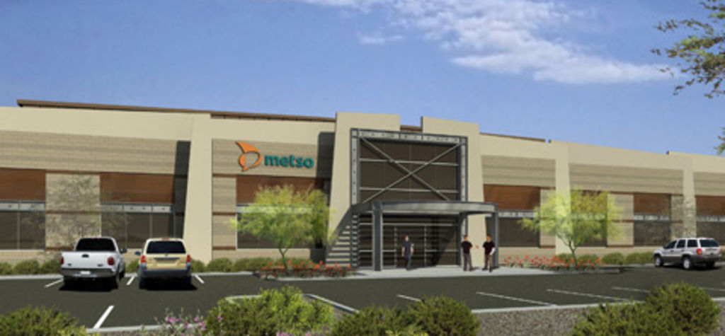 Metso expands global services centre network