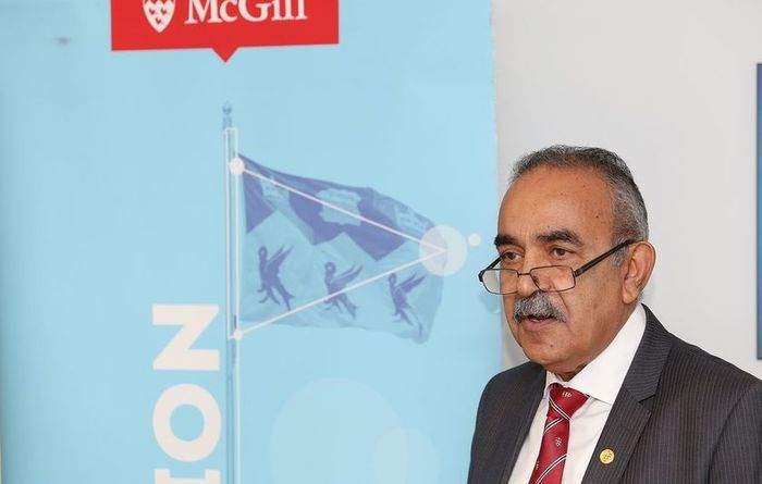 McGill gets funding for fragmentation research