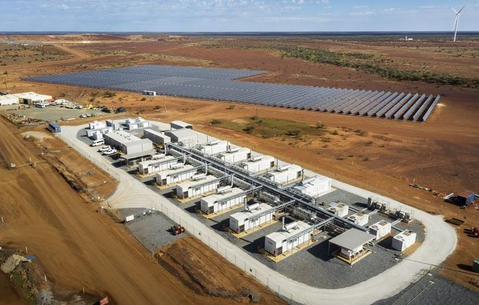 Energy storage helps Agnew gold mine switch to renewables