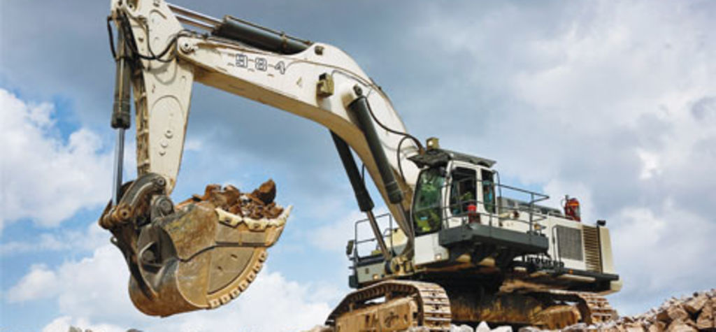 Otjikoto gold mine takes delivery of first excavator