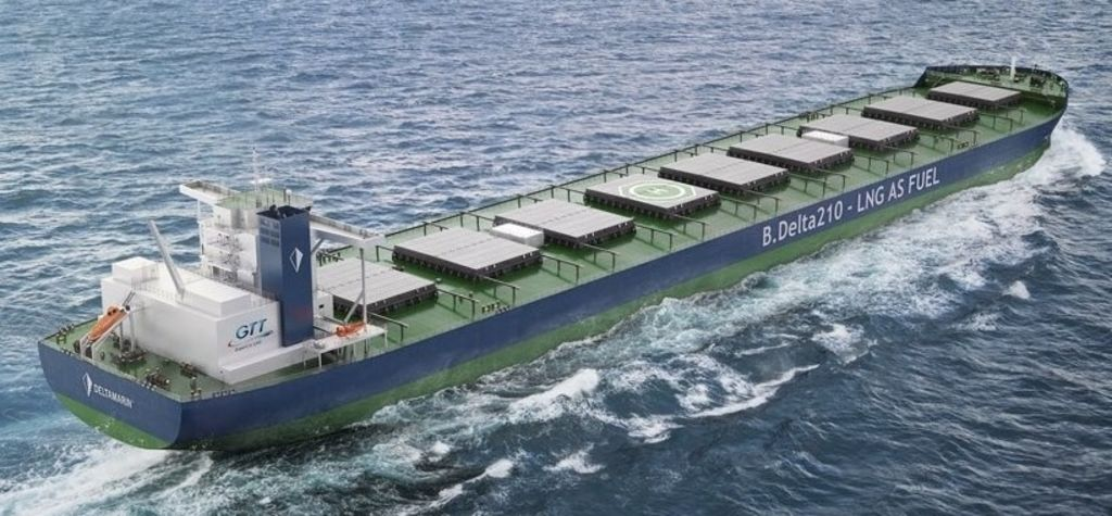 Anglo American orders 4 LNG-fuelled ships