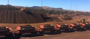 Second iron ore train derails in Western Australia