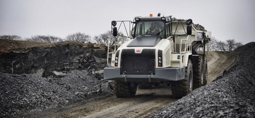 Terex Trucks partners with Ascendum