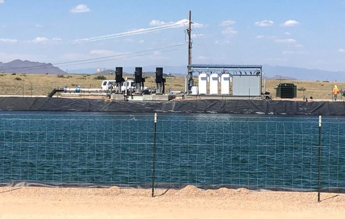 Excelsior completes ponds at Gunnison