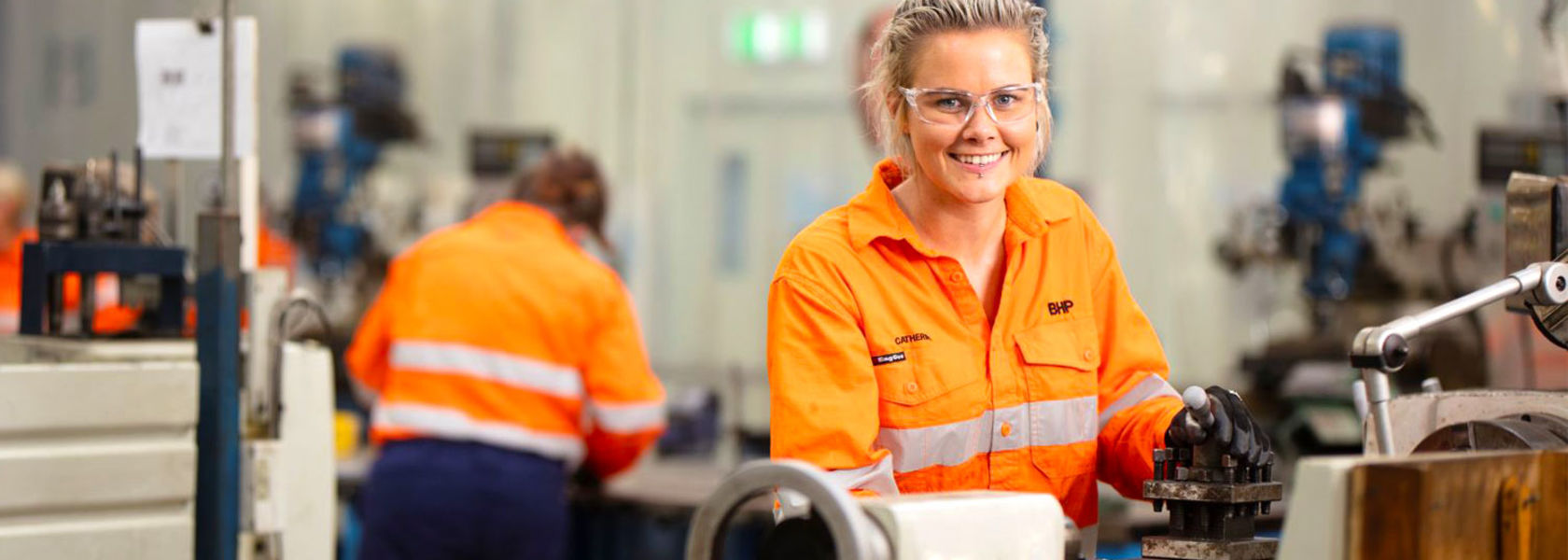 BHP investing A$800M in jobs, METS