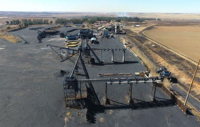 First ROM coal from New Clydesdale delivered to CHPP