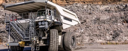 The Liebherr T 264