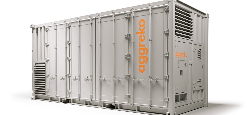 Aggreko launches Y.Cube battery system