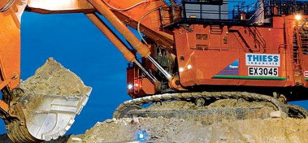 Thiess wins Indonesian contract extension