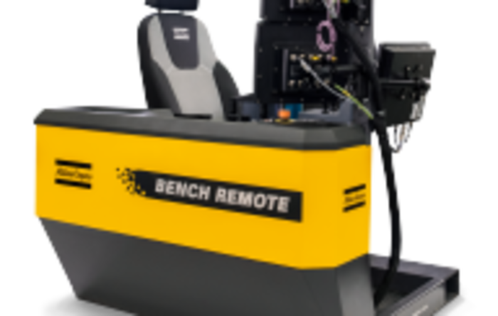 Atlas Copco launches BenchREMOTE drill station