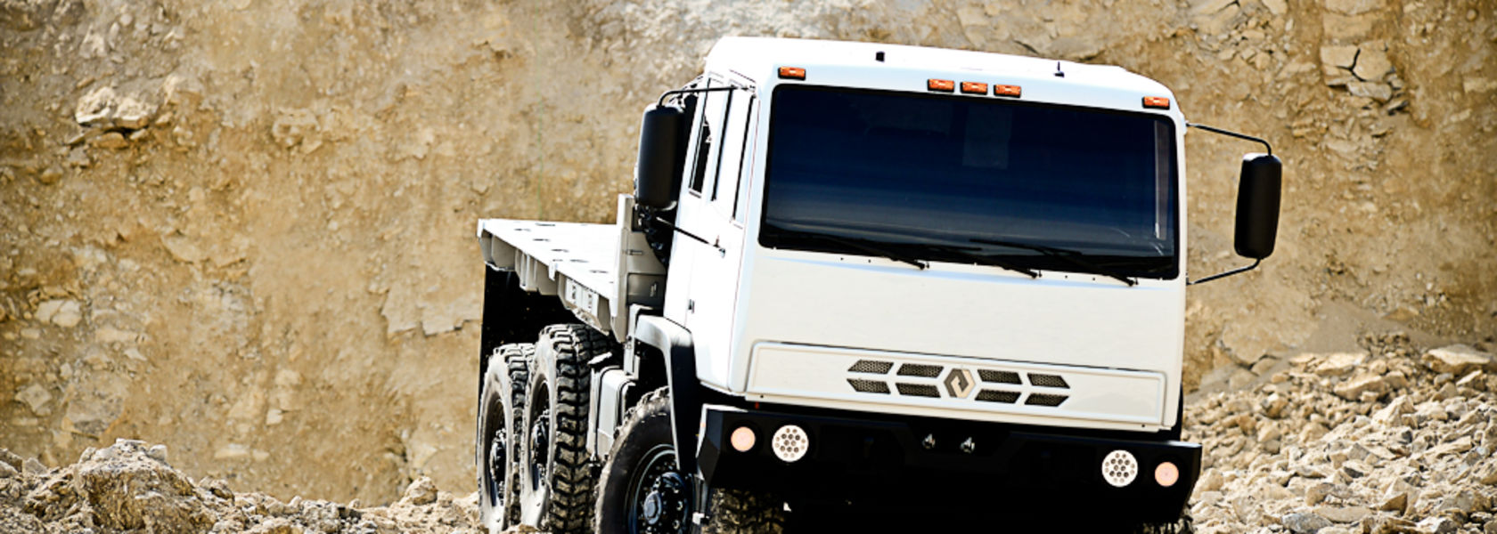 Acela Monterra trucks available in Canada through Roughrider