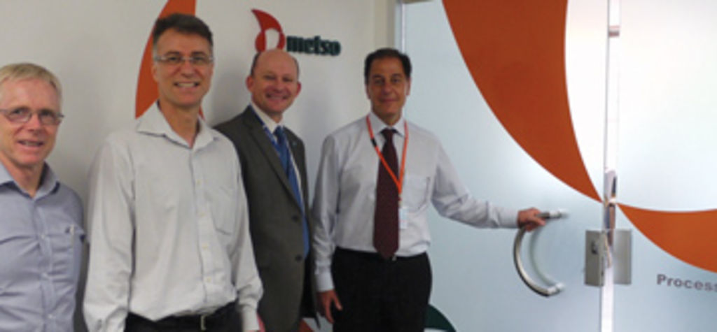 Metso joins forces with Australian bodies to promote mining R&D