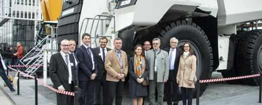 Liebherr supports Erzberg electrification