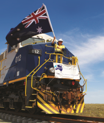 Fortescue's decade of export