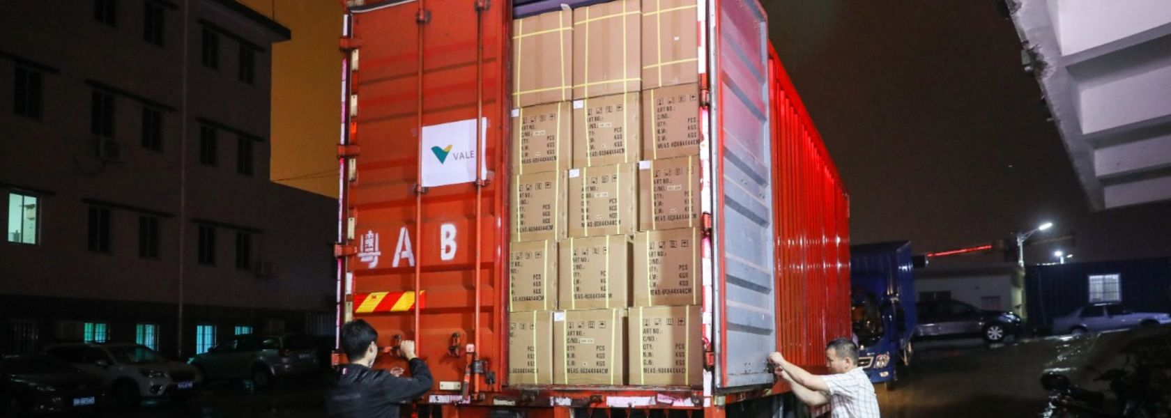 Vale offers aid package for suppliers