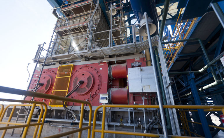 Thyssenkrupp supplies grinding equipment for copper mine