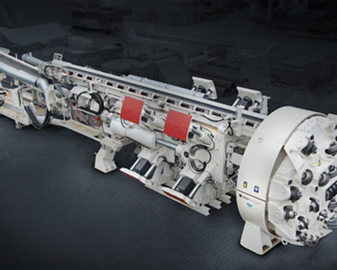 Aker Solutions sells TBM technology