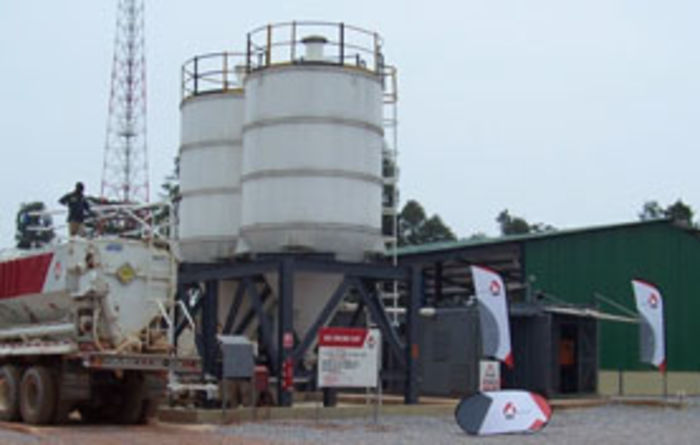AEGL commissions explosives plant