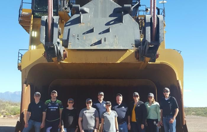 Caterpillar offers leadership training for students