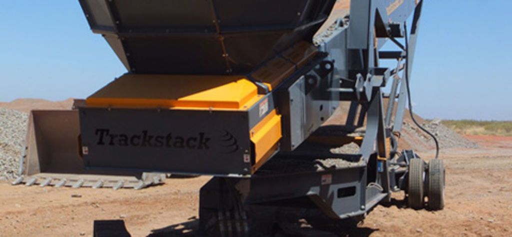 Six Trackstack conveyors for WPH
