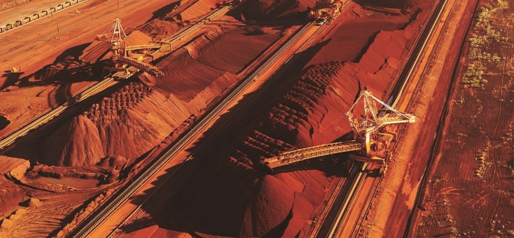 BHP's WAIO achieves record production
