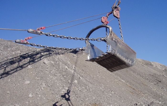 Dragline components: state of the market