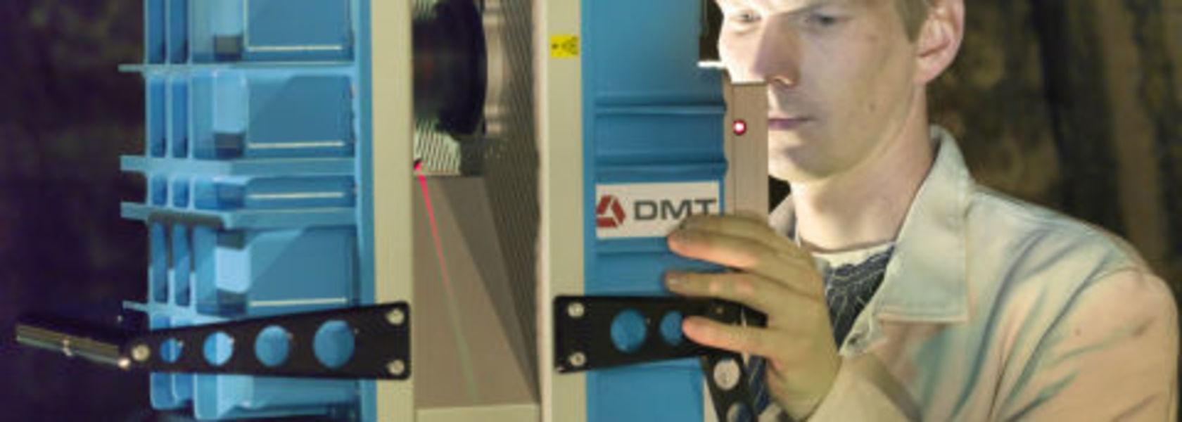 DMT renames subsidiaries - Mining Magazine