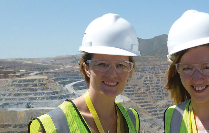 Women, mining's next great resource?