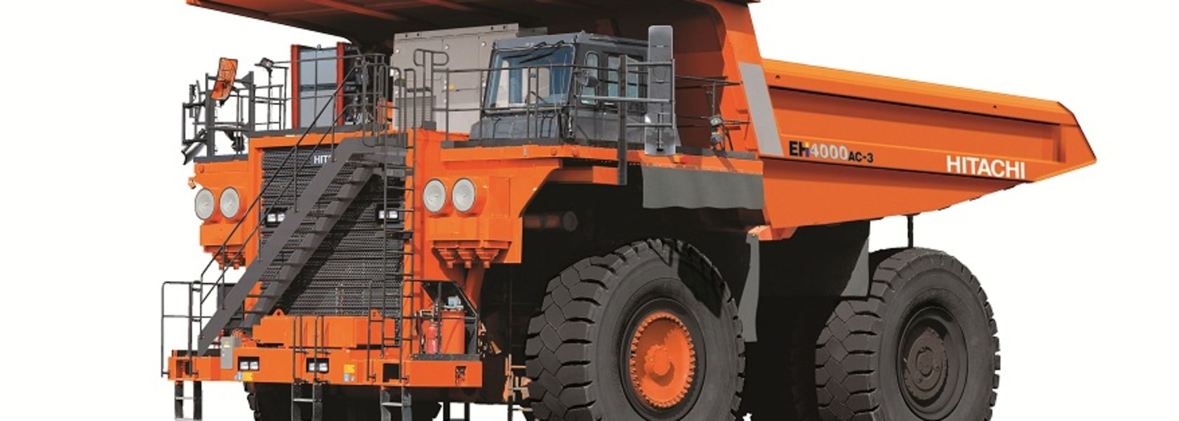 Hitachi launches new trucks, fortifies mining business