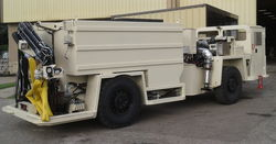 Getman enlists RCT for bespoke water cannon project