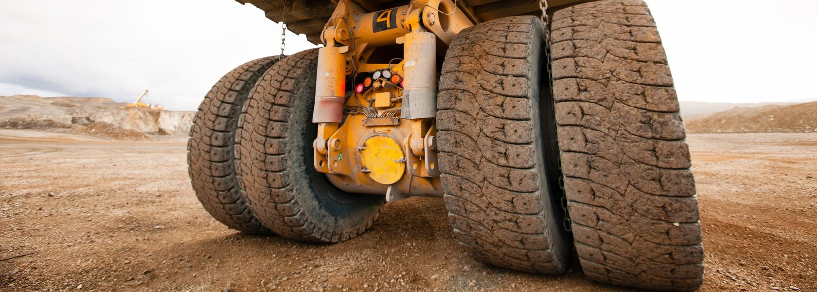 Michelin XDR 3 tyre now available in 37.00R57 size