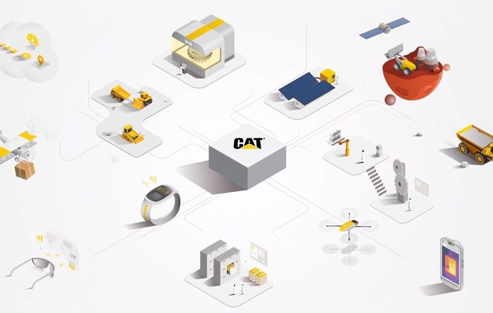 AT&T connects Cat products globally