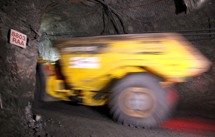 RCT system keeps WA mine's ore passes blockage free