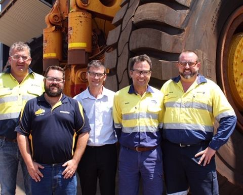 FMG stays local for Port Hedland fleet maintenance