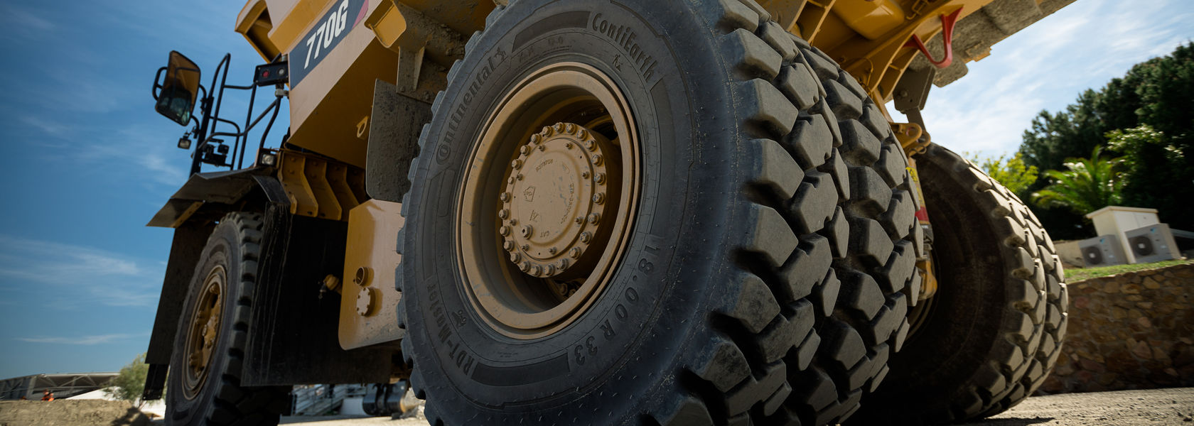 Continental widens tyre offering for rigid dump trucks