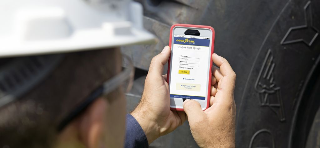 Goodyear launches EMTrack monitoring system