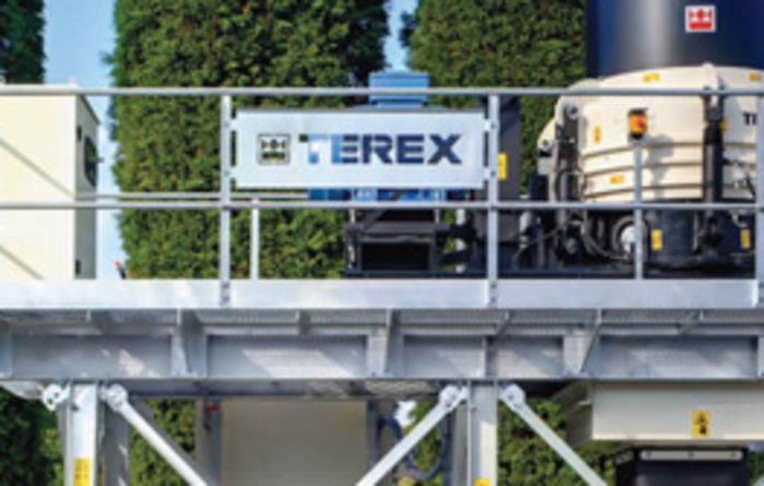 Terex to exhibit at Intermat 2012